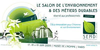 chapeau newsletter light 1 t Salon de lEnvironnement et des Métiers Durables